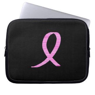 Breast Cancer Awareness Laptop Sleeve