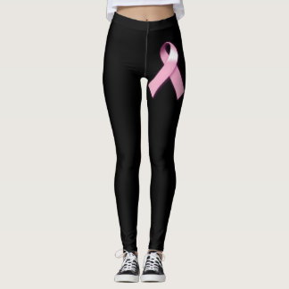 Breast Cancer Awareness Leggings