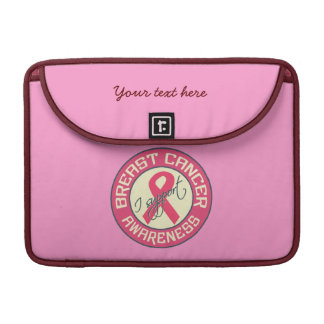 Breast Cancer Awareness MacBook sleeve Sleeves For MacBook Pro