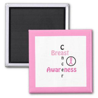 Breast Cancer Awareness - Magnet