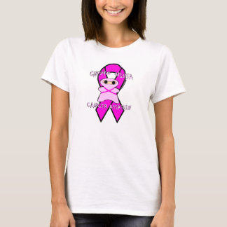 Breast Cancer Awareness Month Chemo Ninja Shirt