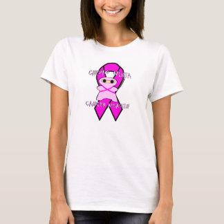 Breast Cancer Awareness Month Chemo Ninja Shirt