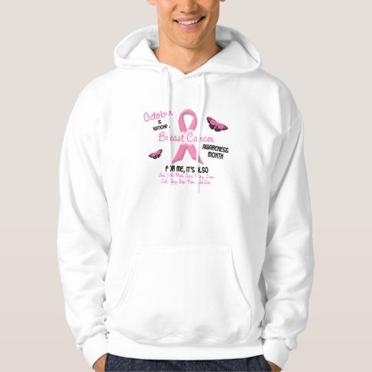 Breast Cancer Awareness Month Hoodie