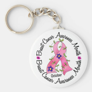 Breast Cancer Awareness Month Keychain