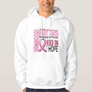 Breast Cancer Awareness Month Ribbon I2 1.4 Hoodie