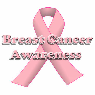 Breast Cancer Awareness Month Statuette