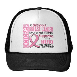 Breast Cancer Awareness Month Trucker Hat