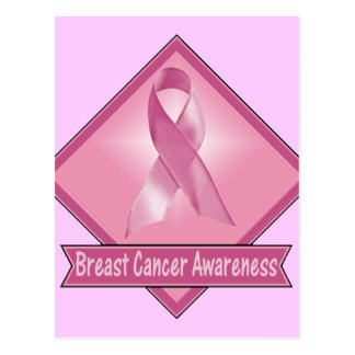 Breast Cancer Awareness Post Cards