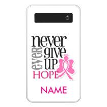 Breast Cancer Awareness Power Bank
