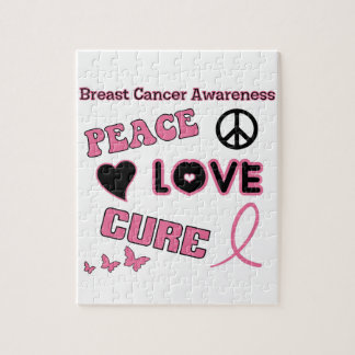Breast Cancer Awareness Puzzle