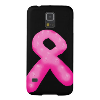 Breast Cancer Awareness Ribbon Candle Galaxy S5 Case