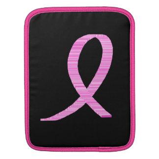 Breast Cancer Awareness Rickshaw iPad Sleeve