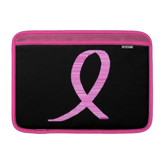 Breast Cancer Awareness Rickshaw Macbook Air Sleev MacBook Air Sleeve