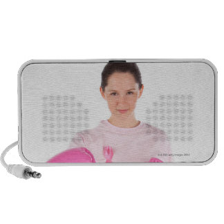 Breast Cancer Awareness Portable Speakers