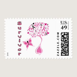 Breast Cancer Awareness Stamp
