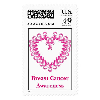 Breast Cancer Awareness Stamps