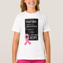 Breast Cancer Awareness T Shirts