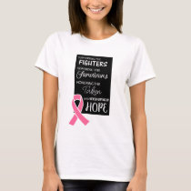 breast cancer awareness template tshirt