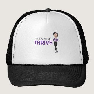 Breast Cancer Awareness Trucker Hat