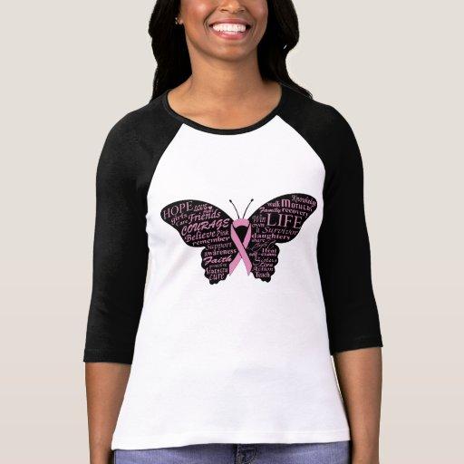 Breast Cancer Awareness Tee Shirts