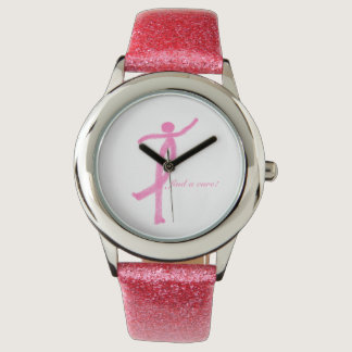 Breast Cancer Awareness Watch