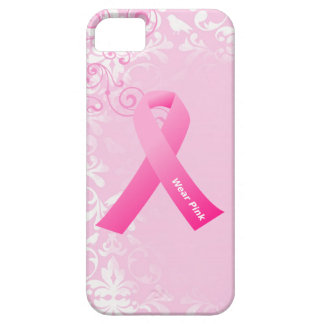 Breast Cancer Awareness Wear Pink Ribbon iPhone 5 iPhone 5 Cover