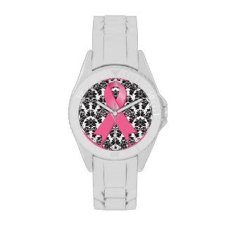 Breast Cancer Awareness Wrist Watch