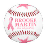 Breast Cancer Awareness Your Foundation Event Baseball
