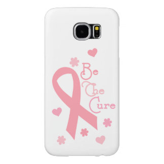 Breast Cancer Be the Cure Phone Case