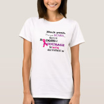 Breast Cancer BRCA tshirt! T-Shirt
