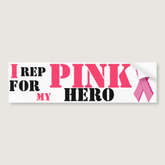 Breast Cancer bumber sticker