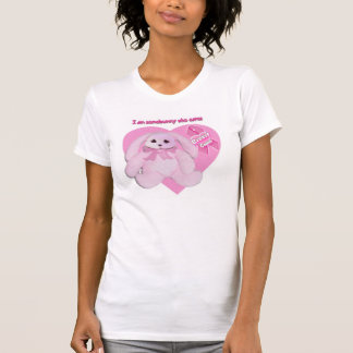 Breast Cancer Bunny Shirt
