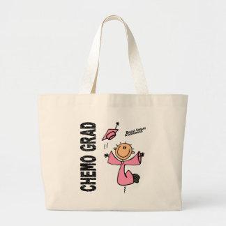Breast Cancer CHEMO GRAD 1 Canvas Bag