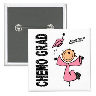 Breast Cancer CHEMO GRAD 1 Pin