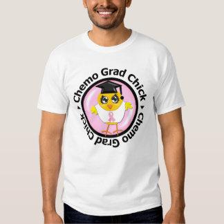 Breast Cancer Chemo Grad Chick Shirt