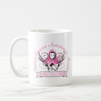 Breast Cancer Coffee Mug