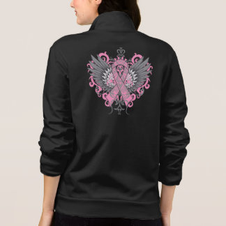 Breast Cancer Cool Wings T Shirt