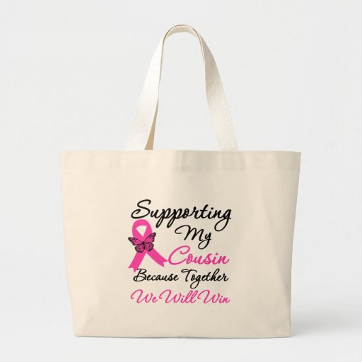 Breast Cancer (Cousin) Bags