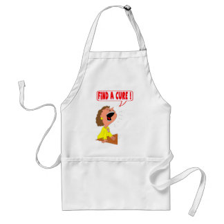 Breast Cancer Cure Apron