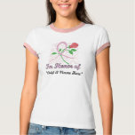 Breast Cancer Customizable Ringer Tshirt