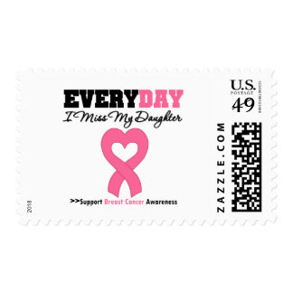 Breast Cancer-Everyday I Miss My Daughter Stamp