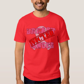 Breast Cancer Evicted Shirt