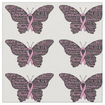 Breast Cancer Fabric