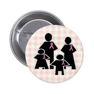 Breast Cancer Family Battle Buttons