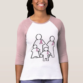 Breast Cancer Family Battle Shirt