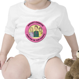 Breast Cancer Fight Baby Bodysuit