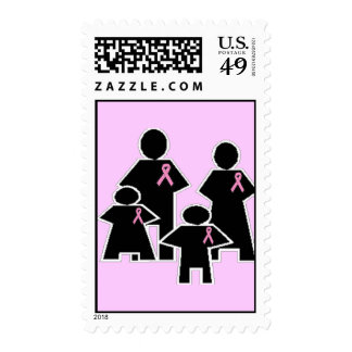 Breast Cancer Fight Postage