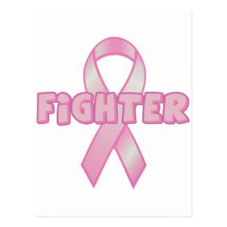 Breast Cancer Fighter Postcards
