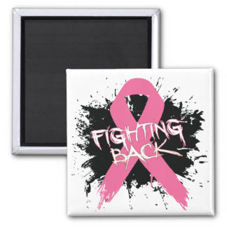 Breast Cancer - Fighting Back Magnets
