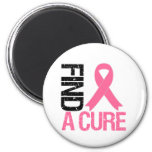 Breast Cancer Find A Cure Magnets